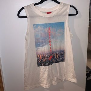 Nike Just Do It City Tank Top